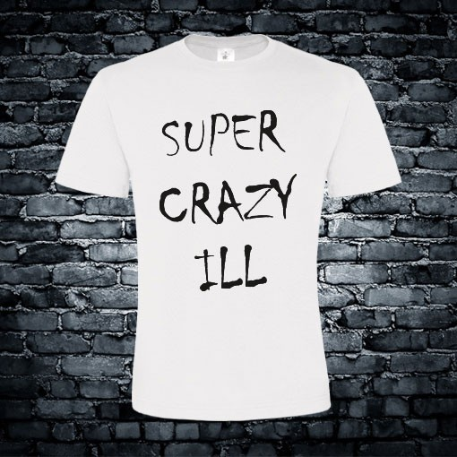Super crazy il T-shirt