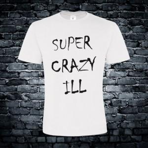 Super crazy il T-shirt